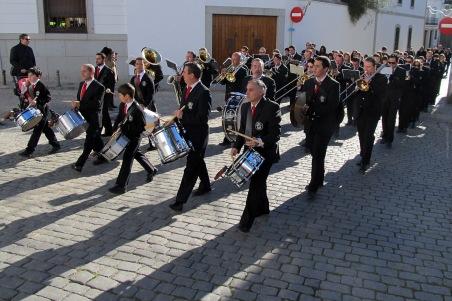 Resultado de imagen de BANDA MUNICIPAL POZOBLANCO VIRGEN DE LUNA