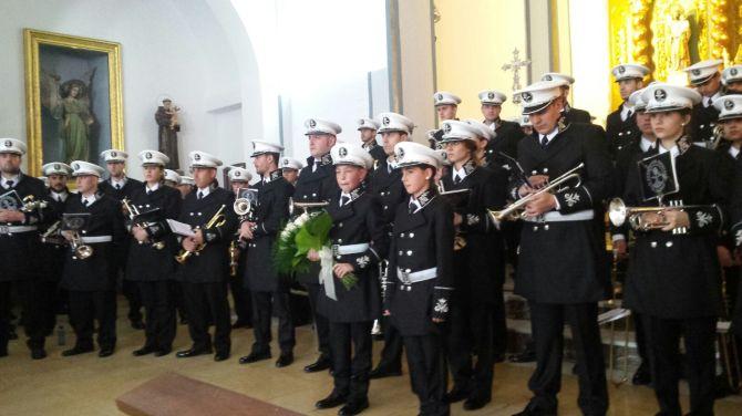 Resultado de imagen de agrupación Musical nuestra señora de la soledad pozoblanco nuevo uniforme