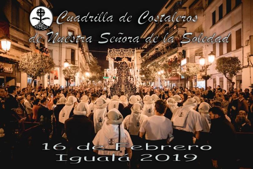 Iguala costaleros 2019